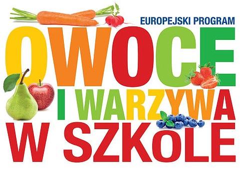 """Europejski program """"Owoce i warzywa w szkole"""" – Szkoła Podstawowa Specjalna Nr 40"""